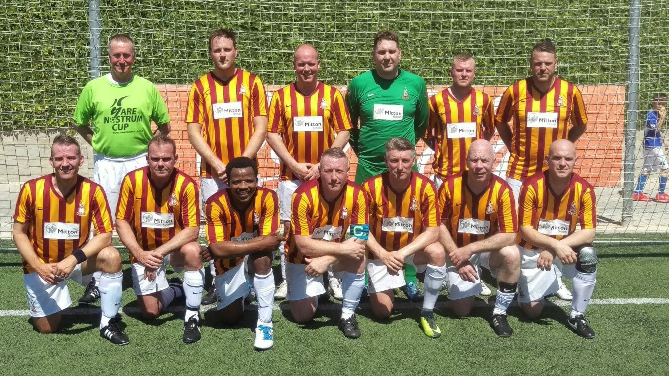 SCFC to play Bradford City Veterans - Supporting Charities ...